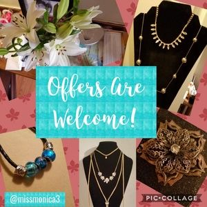 Jewelry - Offers Welcome! 🛍